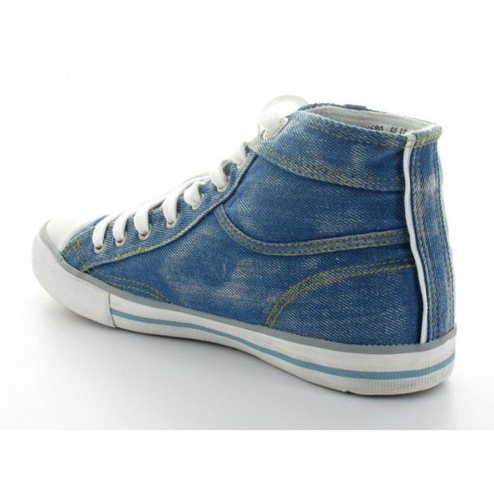 Basket kaporal icarus bleu clair denim  bleue Kaporal  La Redoute