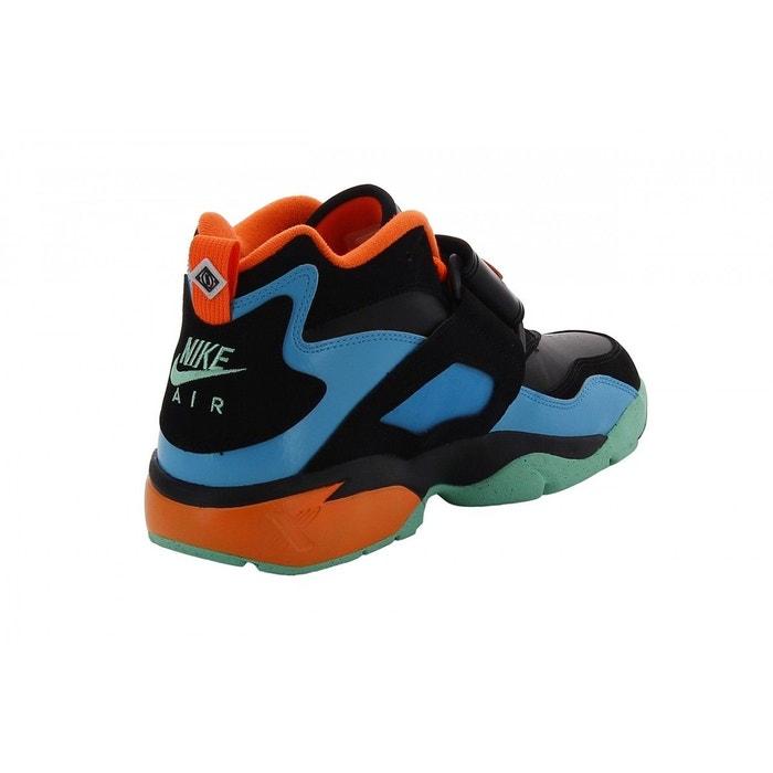 Basket nike air diamond turf - 309434-010 noir Nike