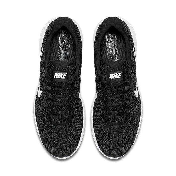 Chaussure de running lunar glide 8 - 843725-001 noir Nike