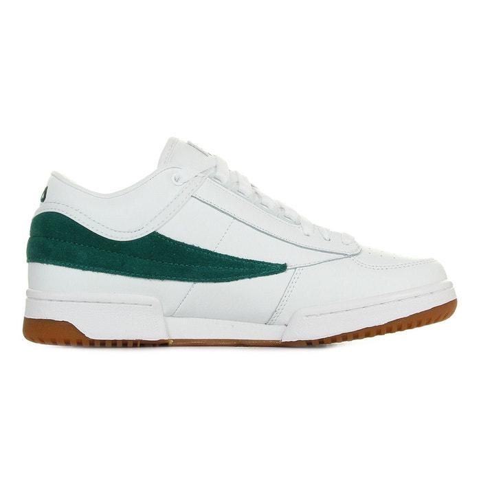 T1 Mid chaussures blanc vertFila XeYuBJBmlC