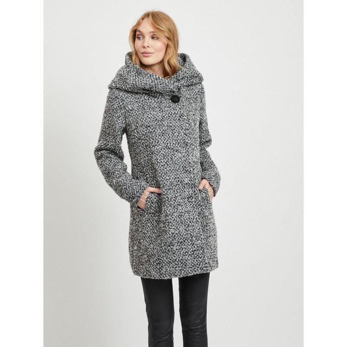 sélection premium 41861 72a13 Manteau Capuche laine