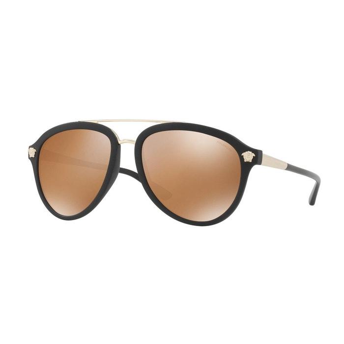 7d7a7c143d Lunettes de soleil ve4341 noir Versace | La Redoute