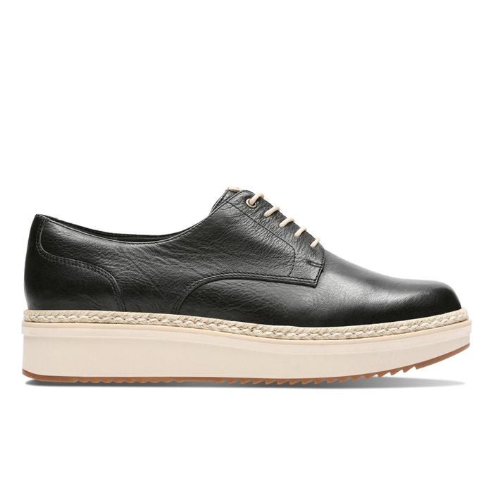 Teadale Rhe Suede Leather Brogues  CLARKS image 0