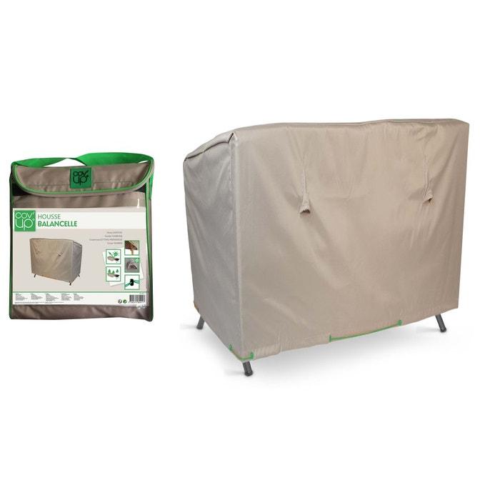 housse de protection pour balancelle gris oviala la redoute. Black Bedroom Furniture Sets. Home Design Ideas