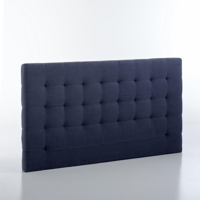 Image Tête de lit capitonnée lin lavé, Selve H100 cm AM.PM.