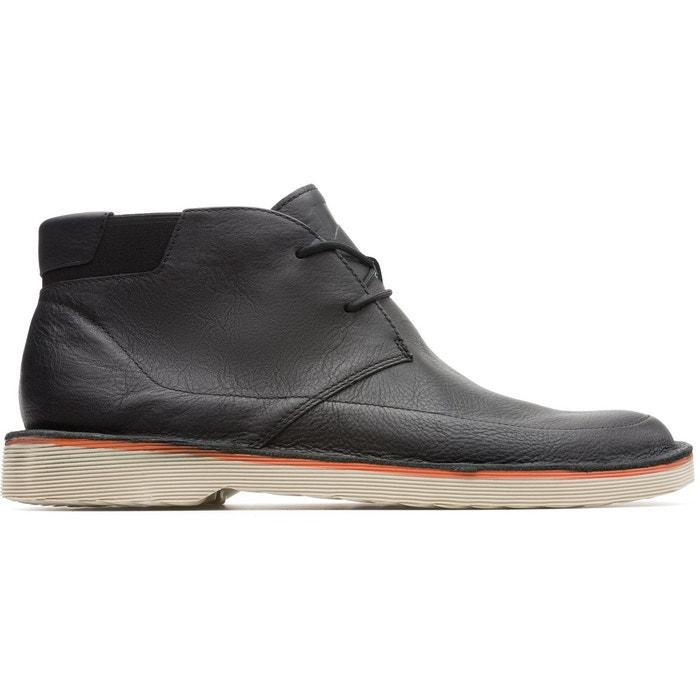 Morrys k300202-001 chaussures habillées homme noir Camper