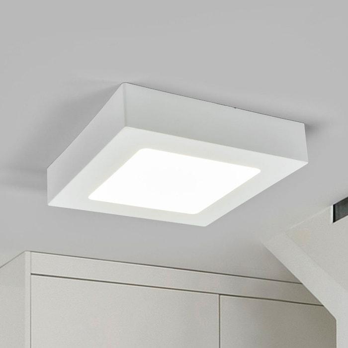 Plafonnier led marlo pour salle de bain ip44 blanc Lampenwelt