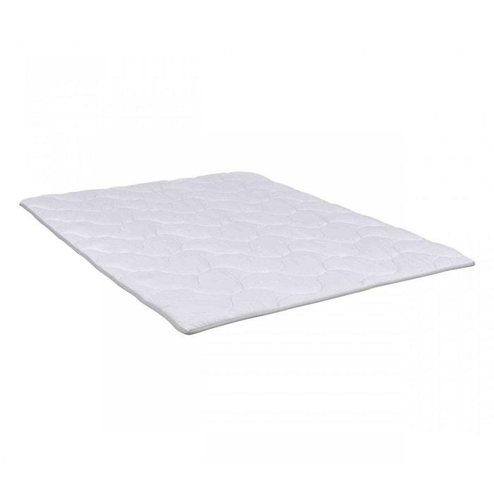 surmatelas douillet 4 cm someo s10 blanc someo la redoute. Black Bedroom Furniture Sets. Home Design Ideas