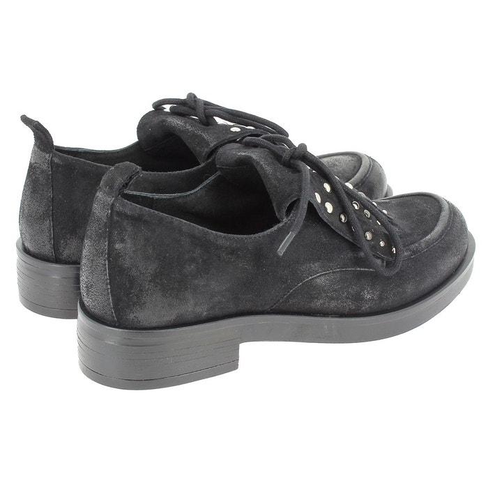 Chaussures a lacets geny 331 noir Elizabeth Stuart