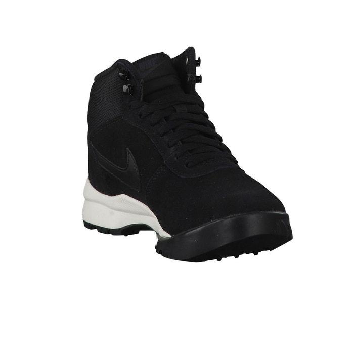 Basket nike hoodland suede - 807154-009 noir Nike
