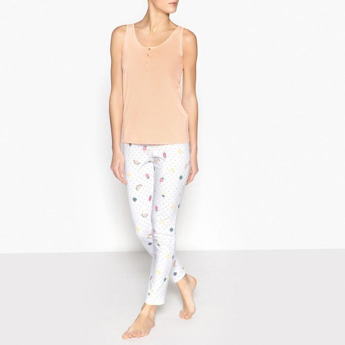 Fruity Print Pyjamas  La Redoute Collections image 0