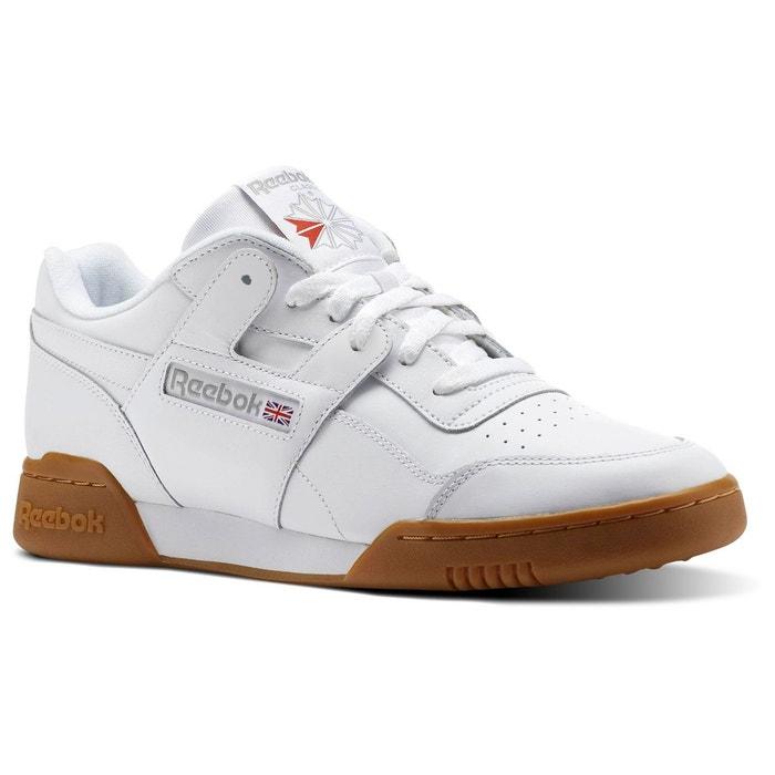 Reebok Workout La Plus Redoute Classics Baskets Blanc 7wdTxqCATt