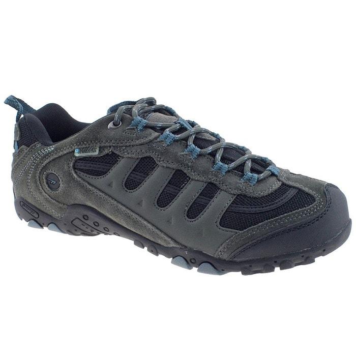Hi  tec penrith chaussures basses de randonnée gris, noir, bleu Hi-Tec