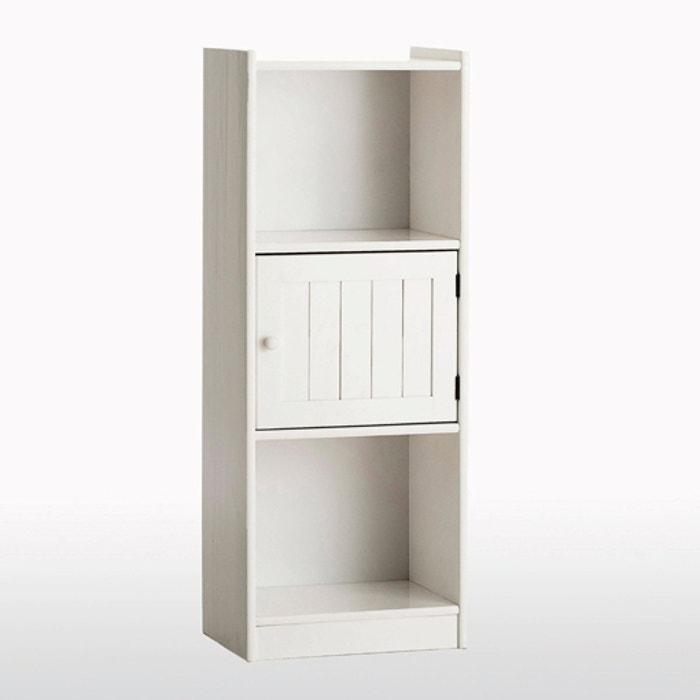 Gaby Solid Pine Storage Module