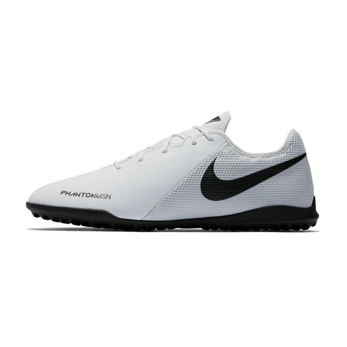 pretty nice e2ac3 becab Chaussures football nike phantomx vision academy tf blanc rouge blanc Nike    La Redoute