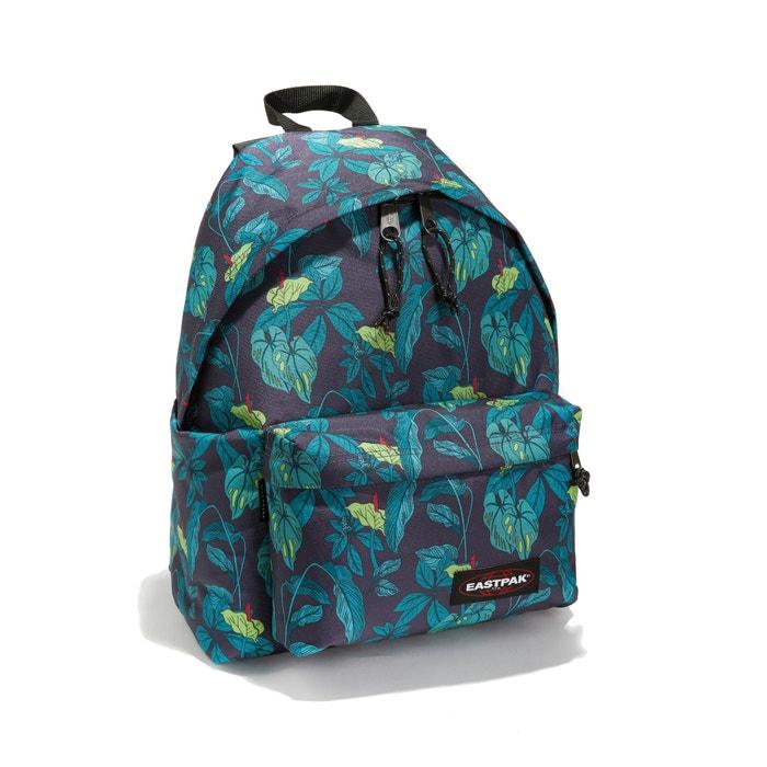 d7f3eb4391f Padded pak'r backpack navy/green Eastpak | La Redoute