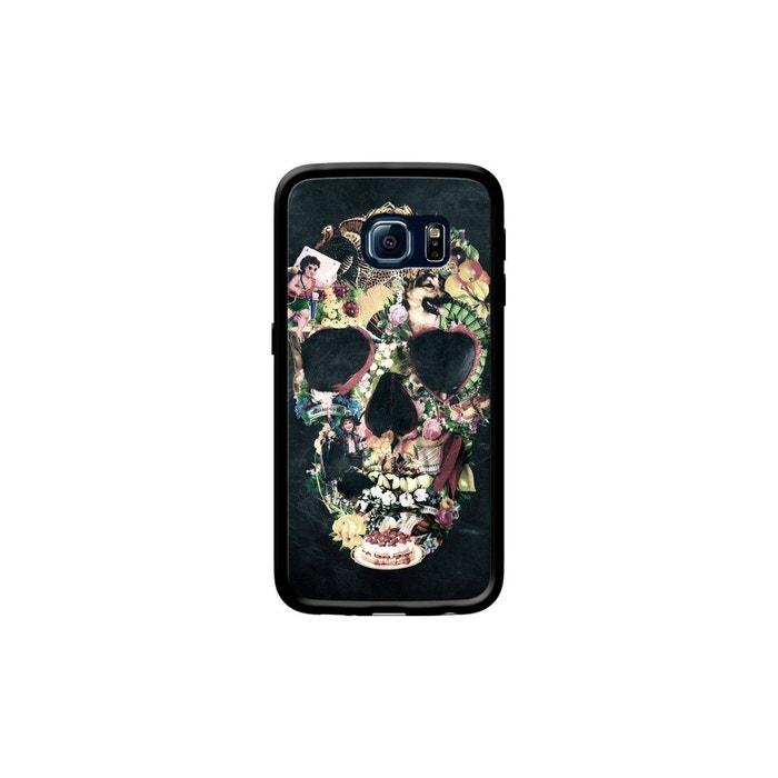 coque galaxy s6 skull