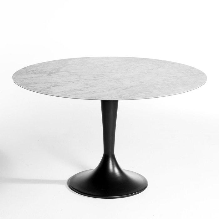 plateau de table marbre 120 cm aradan marbre am pm la. Black Bedroom Furniture Sets. Home Design Ideas