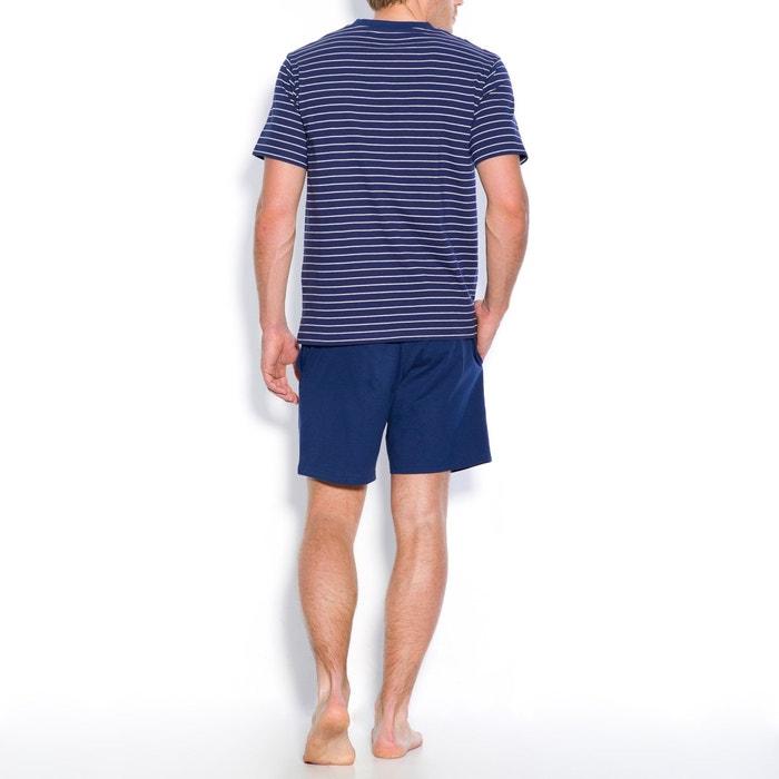 La con de Redoute Collections algod Pijama 243;n punto short de qPwqrSxt