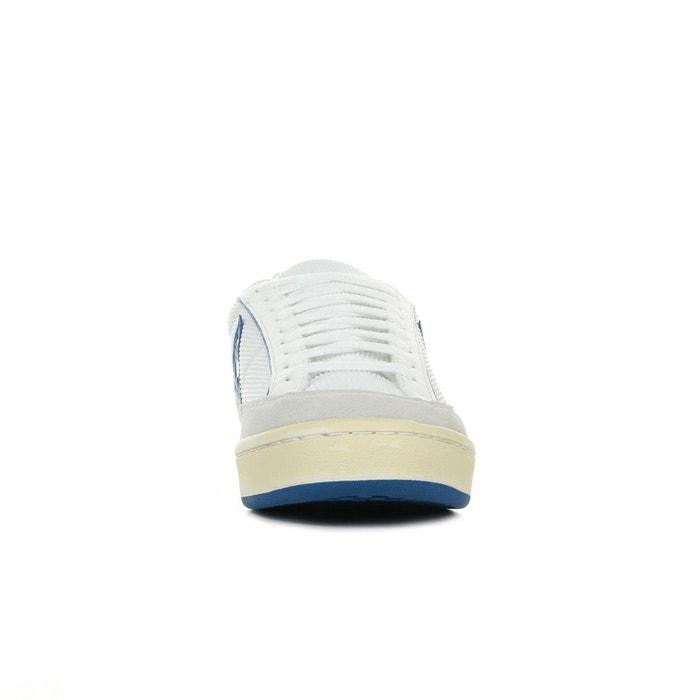 d56b487259bb Baskets toile noah club og blanc