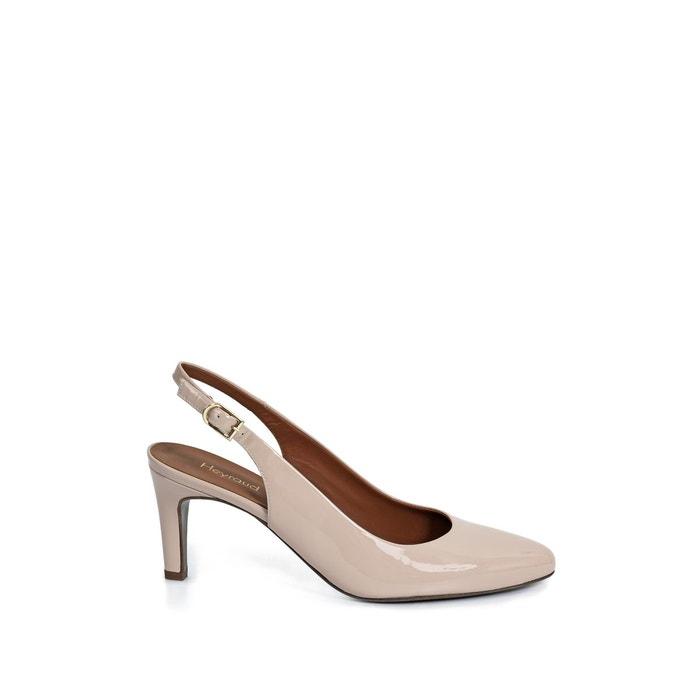 3ceee4e7f00c5 Heyraud Escarpin DAAM Beige - Livraison Gratuite avec - Chaussures Sandale  Femme WNR775MN - destrainspourtous.fr