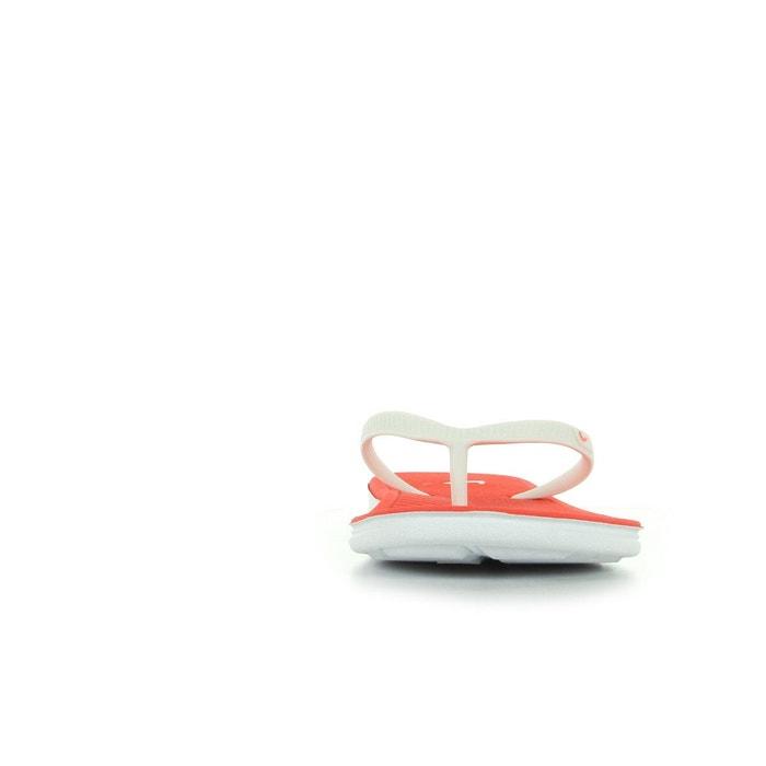 Tong nike solarsoft 2 - 488161-161 rouge Nike