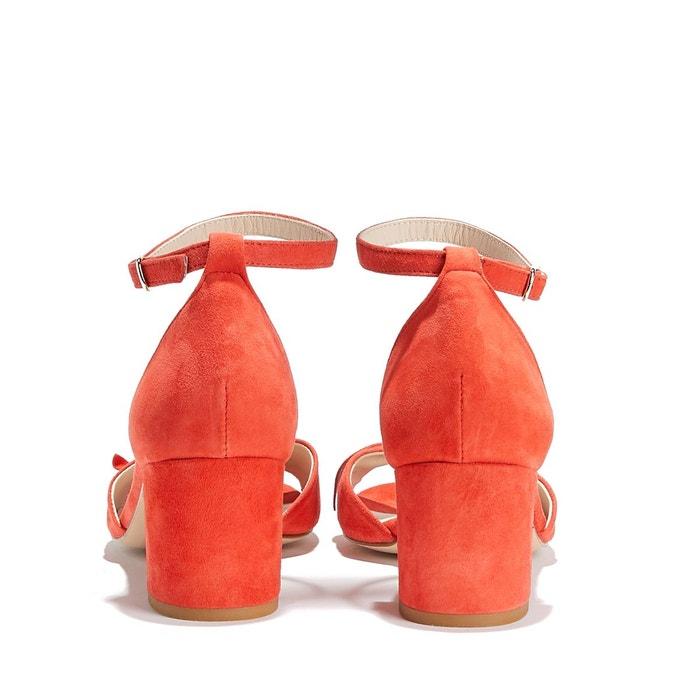 Sandales cuir de chèvre lucette Petite Mendigote