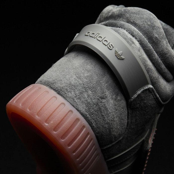 Chaussure tubular invader strap gris Adidas Originals