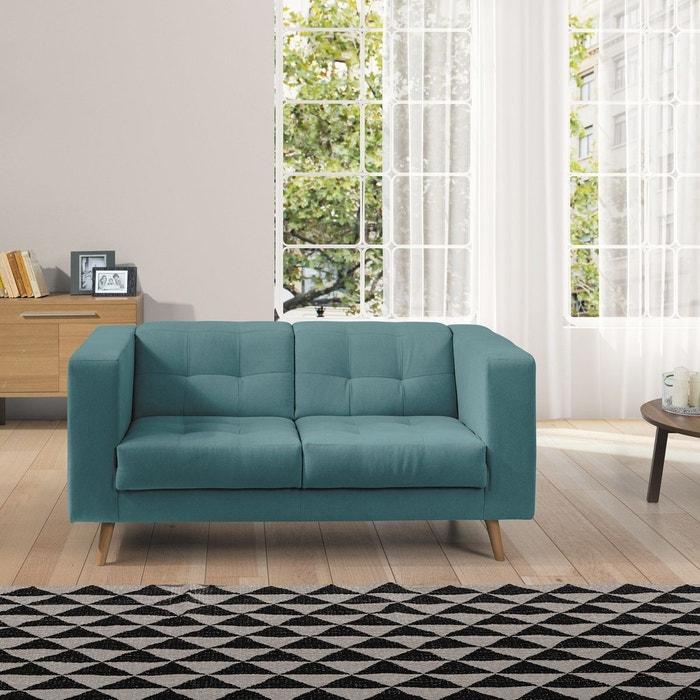 canap scandinave 2 places kubik relaxima la redoute. Black Bedroom Furniture Sets. Home Design Ideas