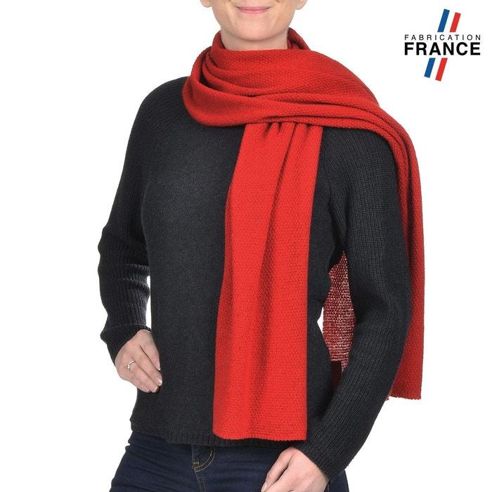 Magasin De Jeu Pas Cher Echarpe soizic rouge Prix Le Moins Cher Pas Cher Payer Avec Visa X1S5Gco