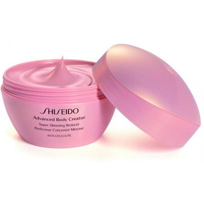 Gel crème anti cellulite couleur unique Shiseido   La Redoute Autorisation De Vente 6AMDWu7