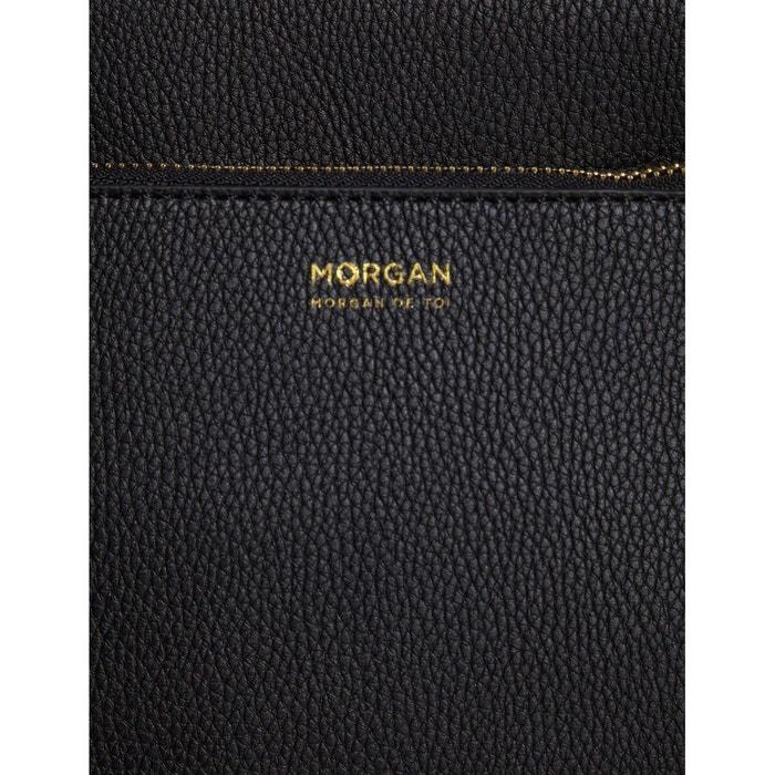Cabas effet cuir grainé Morgan nxGnYlKC2