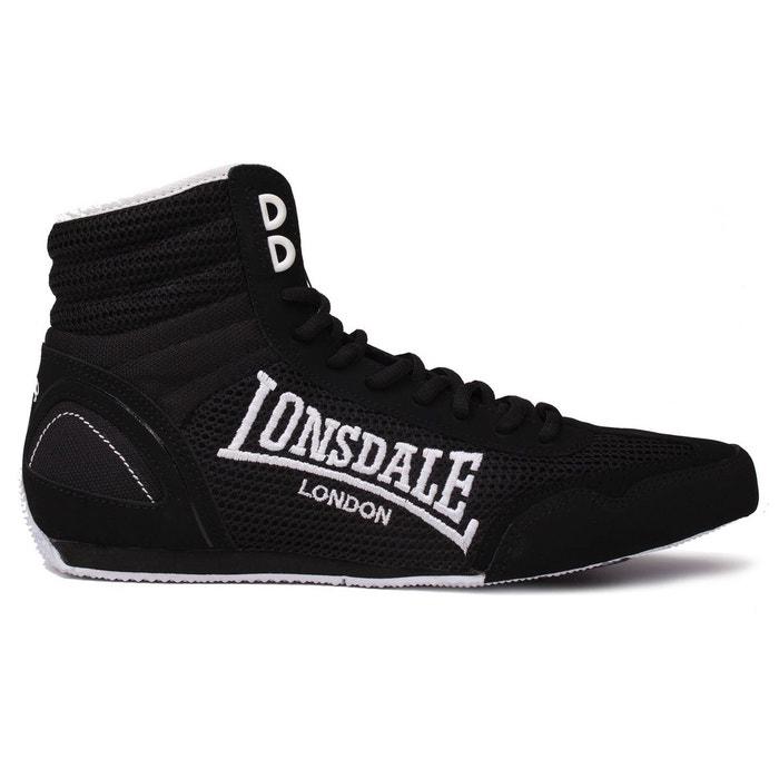 be21b7fc45b63e Chaussures montantes de boxe Lonsdale   La Redoute