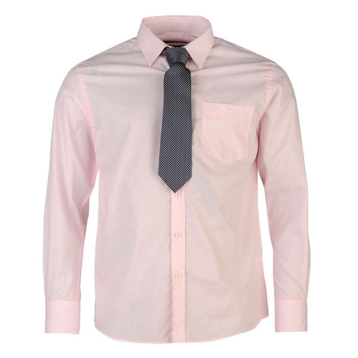 ensemble chemise et cravate hommes pierre cardin la redoute. Black Bedroom Furniture Sets. Home Design Ideas