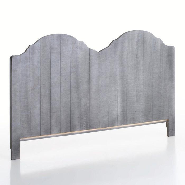 Tête de lit 1 ou 2 pers, 3 tailles, grimsby La Redoute