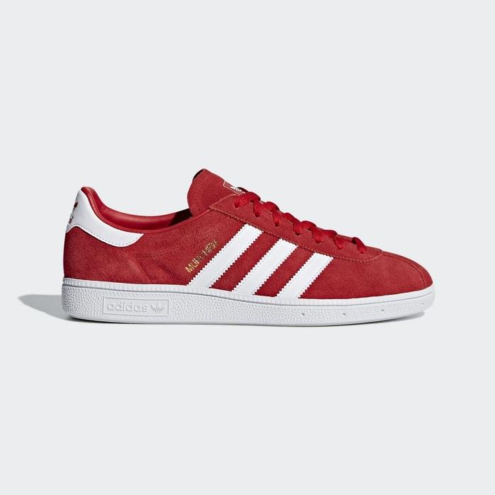 Redoute München Rouge Chaussure OriginalsLa Adidas TJ31clFK
