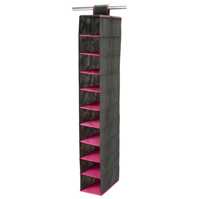 Imagen de Organizador suspenso de armario, 10 casilleros La Redoute Interieurs