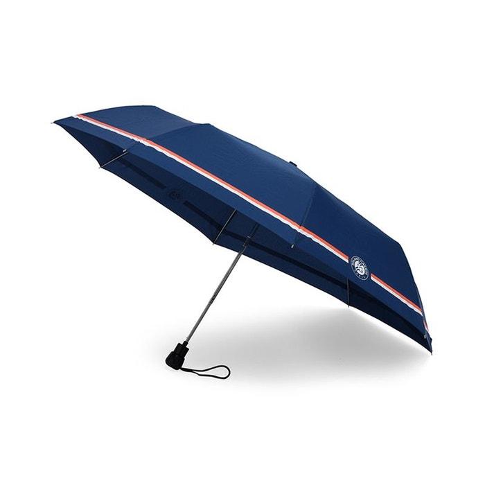 Parapluie petit modèle pliable lignes bleu Roland Garros | La Redoute Authentique Vente En Ligne KnE7DEZHLb