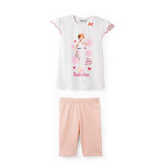 Image Pyjama corsaire 2-10 ans BALLERINA