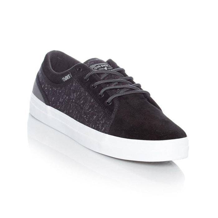 Chaussures aversa signature series noir Dvs La La La Rougeoute 061c80