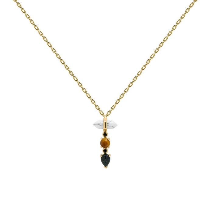 Collier fantaisie 'crystal' jaune Pd Paola | La Redoute Qualité Supérieure 4CDp7a