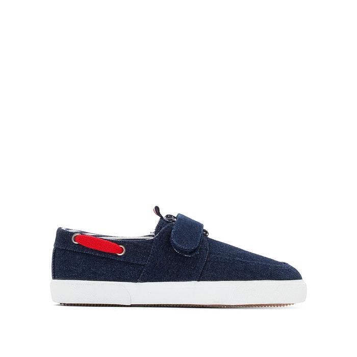 Denim Deck Shoes  La Redoute Collections image 0
