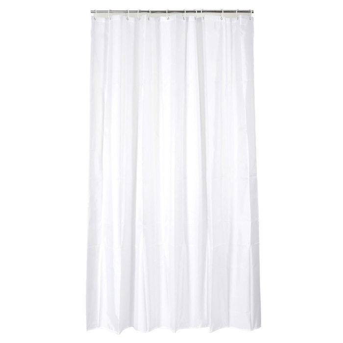Rideau de douche polyester instant d o la redoute for Rideau douche la redoute