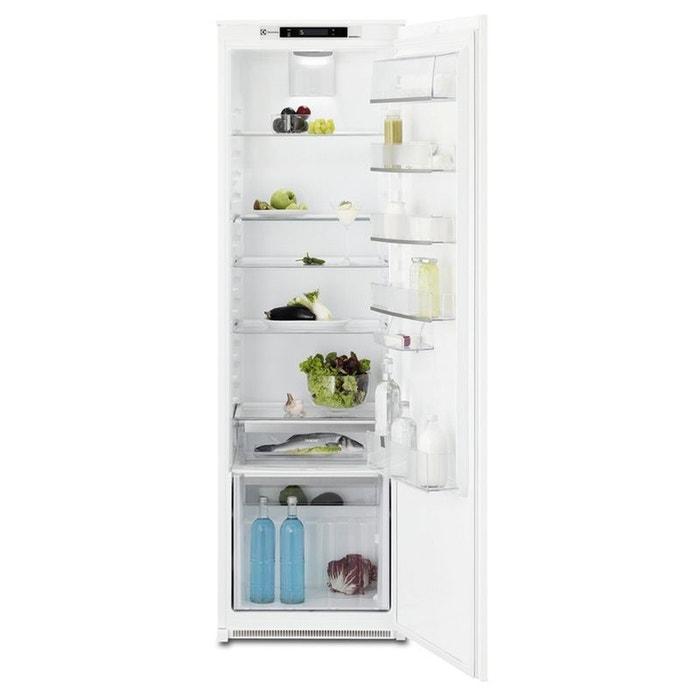 r frig rateur 1 porte encastrable electrolux ern3214aow blanc electrolux la redoute. Black Bedroom Furniture Sets. Home Design Ideas