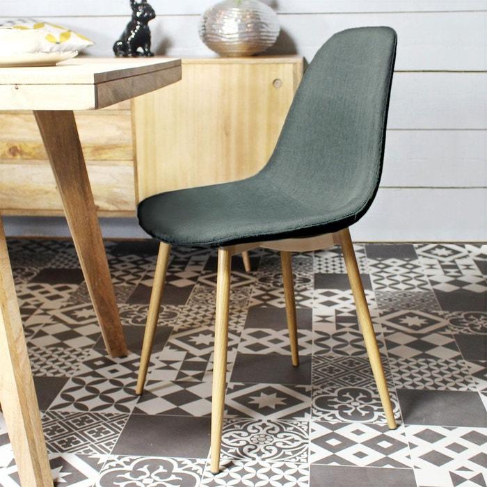 chaise scandinave en tissu mia4gc made in meubles la. Black Bedroom Furniture Sets. Home Design Ideas