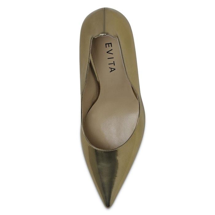 Escarpins femme or Evita