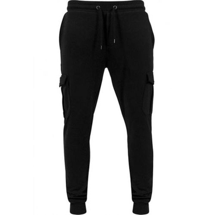Cargo Classics Pantalon La Noir Urban Redoute Molleton aBBqwUxdp