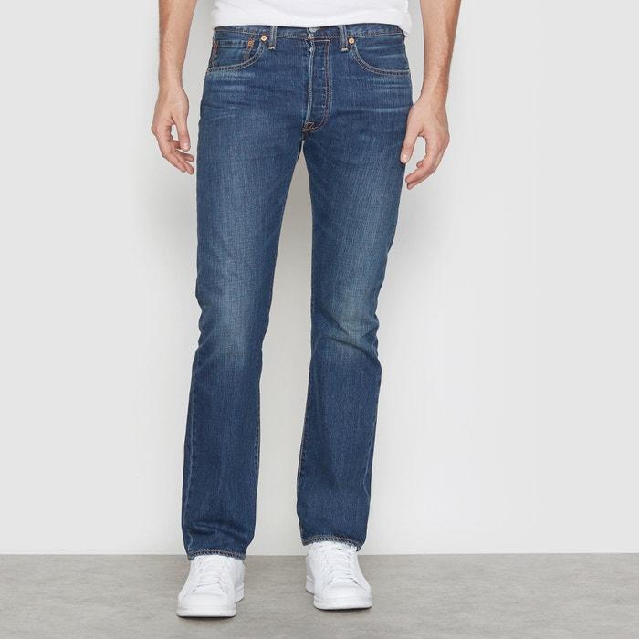 Image 501® Straight Jeans LEVI'S