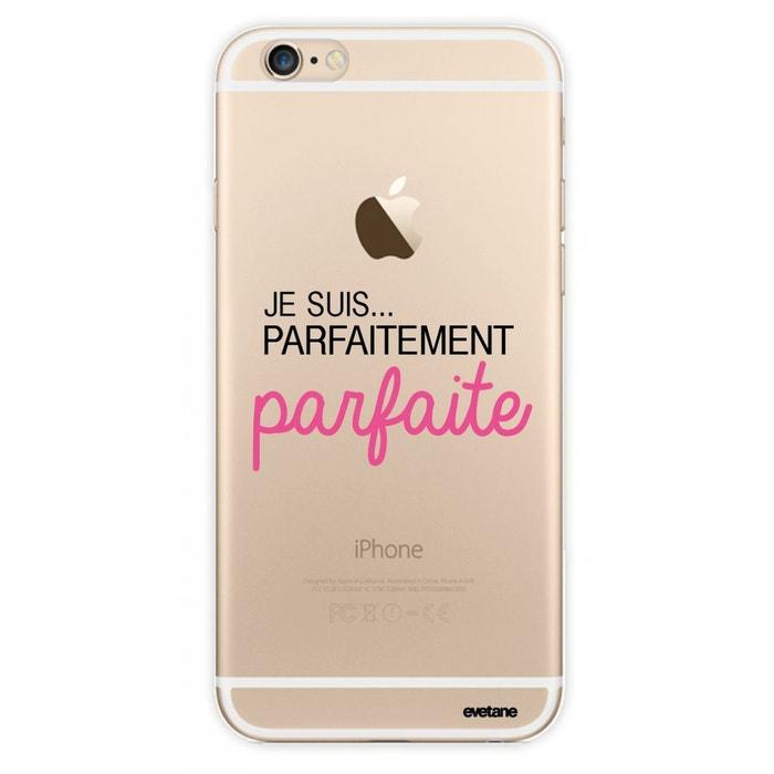 coque iphone 6 parfaite