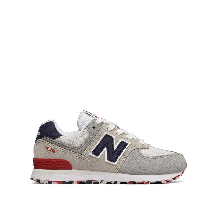super popular 25724 c0d1c Gc574ujd trainers , white, New Balance   La Redoute